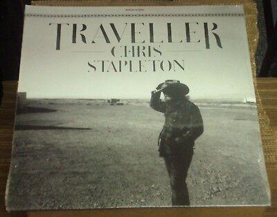 CHRIS STAPLETON Traveller 2xLP SEALED country