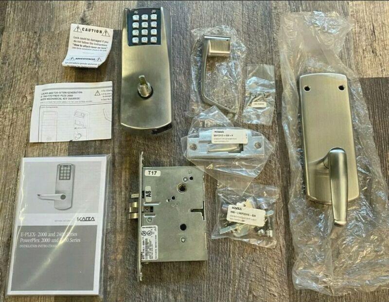 Kaba PowerPlex 2000 P2066BLL62641 Keypad Lock