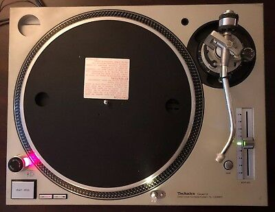Technics SL 1200 MK5 DJ Turntable