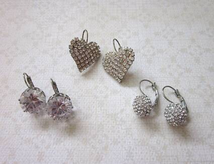 Assorted costume earrings LOT #3 New Lambton Newcastle Area Preview