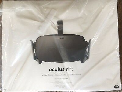BRAND NEW Oculus Rift virtual reality CV1 VR headset - Same Day ship