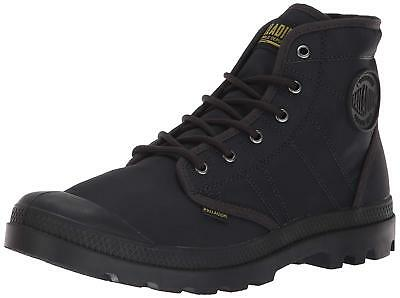Men's Palladium Boots Pallabrousse TX Nylon Anthracite / Black 75979-003-M