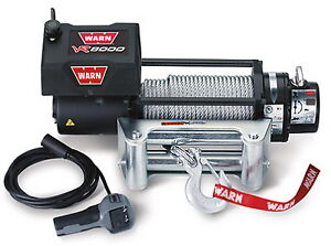 Warn 86245 VR8000; Self-Recovery Winch