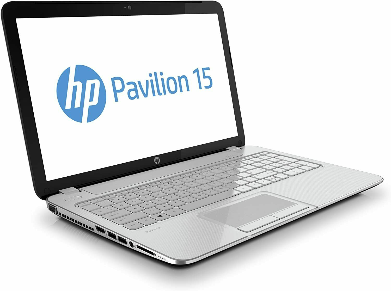 Laptop Windows - HP Pavilion 15-e054sa Core i3 Windows 8 / 10 Laptop in Pearl White 15.6 inch PC