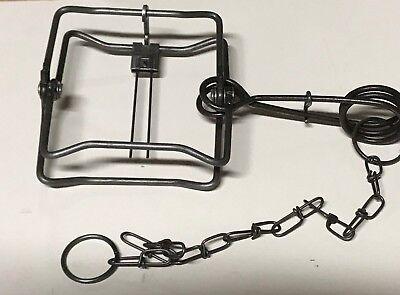 4 New FPS 110 body traps / muskrat / rabbit / mink / squirre