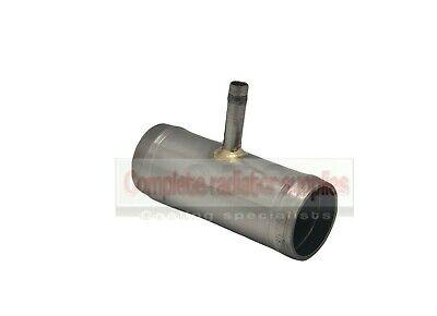 32 mm x 8 mm OD 3 Way Hose Reducer|Mild Steel Radiator Hose Connector|Joiner