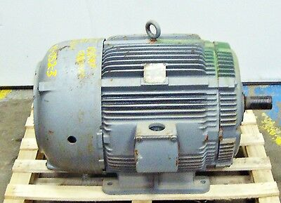 Mac Electric Ac  Motor 100hp 1780rpm  14594lr