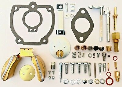 Farmall 300 350 Major Tractor Carburetor Repair Kit W Float - 361525r92