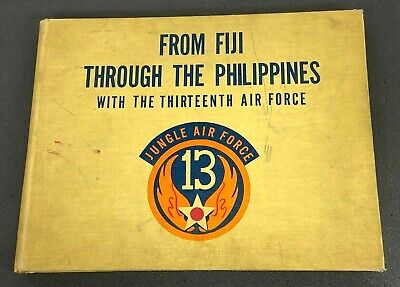 1948 US Army 13th Air Force Commemorative Book