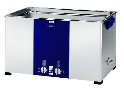 Elma S300h 7. Gal. Heated Ultrasonic Cleaner 37khz Basket Included 1007158