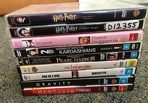 Variety of DVDs Newborough Latrobe Valley Preview