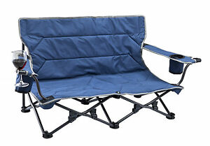 OZTRAIL-FESTIVAL-TWIN-Folding-Camping-Picnic-Beach-Chair