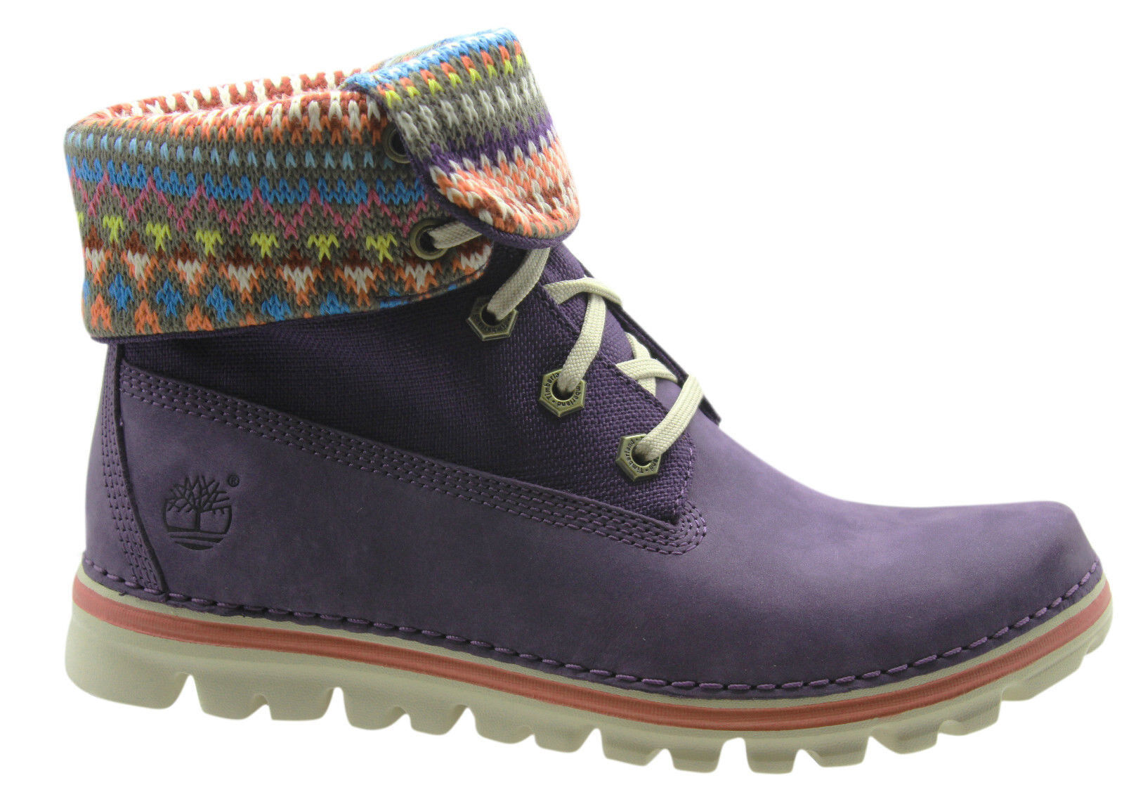 timberland brookton roll-top boot - women's