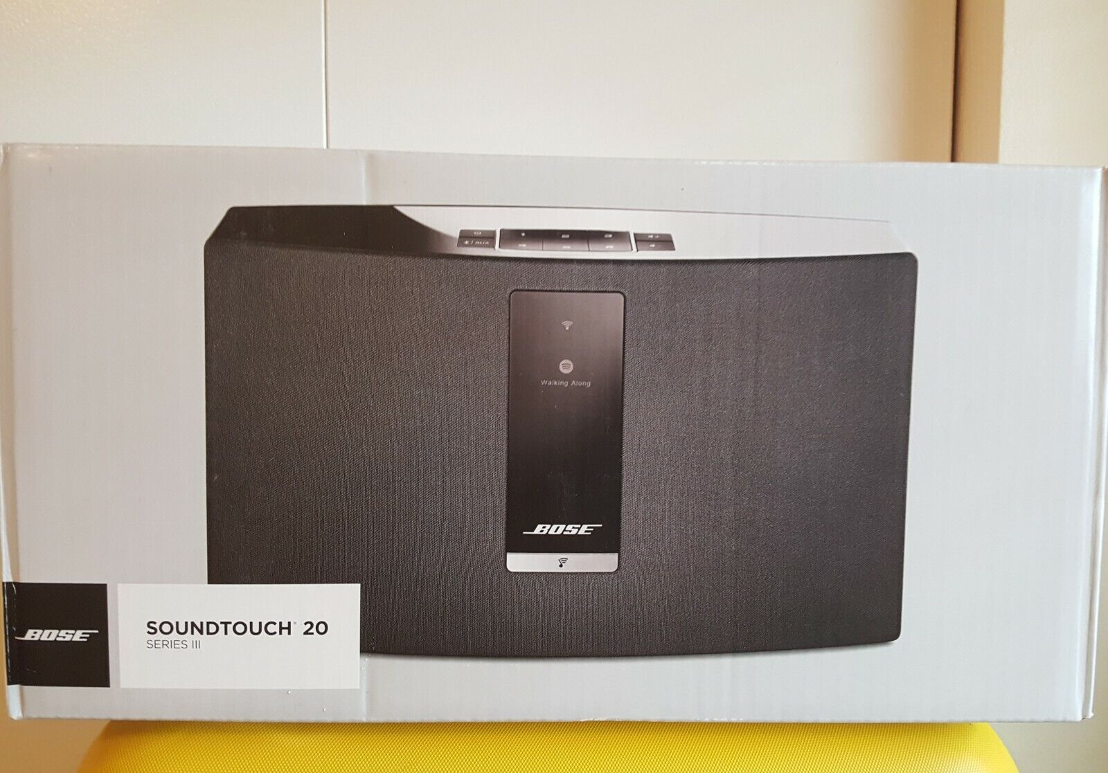 NEW Bose SoundTouch 20 Series III 3 Wireless Music System Bl