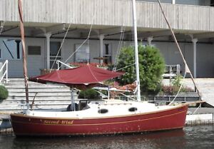 23ft Marine Concepts Rob Roy Yawl - Perfect Trailer Sailor!