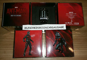 New Boxed Official Promotional Marvel Ant-Man Antman Binary Watch Wristwatch