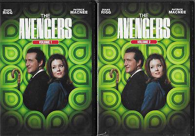 The AvengersThe Complete Emma Peel Megaset