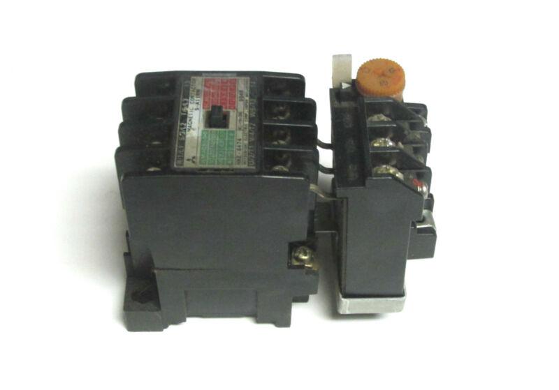 * Mitsubishi Magnetic Contactor Model# S-A11RM  ... VH-03