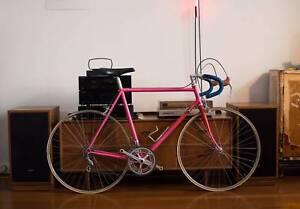 Vintage Road Racing Bike Campagnolo Zeus Dura Ace Gipiemme Galli
