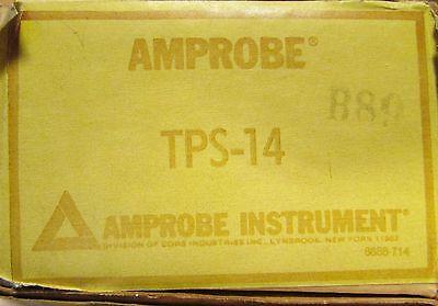 Amprobe Tps-14 Flat Probe Test Lead Tps-14