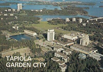 Postcard - Suomi / Tapiola - Garden City
