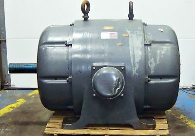 #SLS1B12 Delco AC  Electric Motor  100HP 1125RPM    14615LR