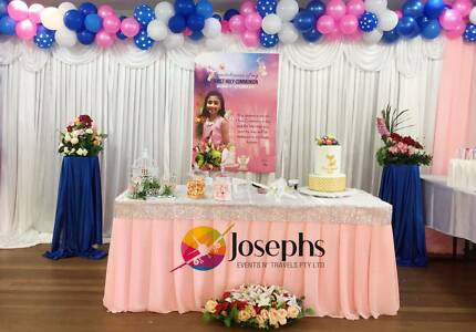 Josephs Events N Travels.. Supplier of Party Decoration