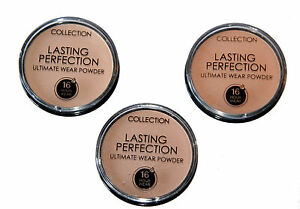 12-x-Collection-Lasting-Perfezione-Ultimate-Usura-Polvere-Fair-Medio-Scuro