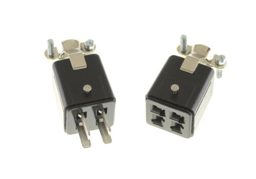 4 Pin Plug & Socket Power Connector Combo P304CCT S304CCT Beau Cinch Jones Cable