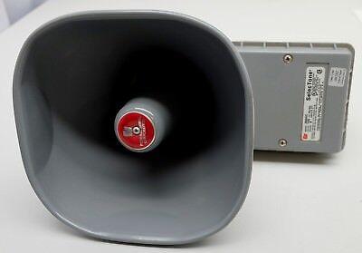 SelecTone 300GC Federal Signal Audible Speaker Horn Tone 120V 50/60Hz Free Ship