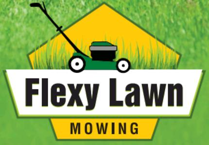Flexy lawn mowing