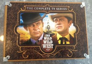 The Wild Wild West Complete TV Series on DVD, Western, Rare