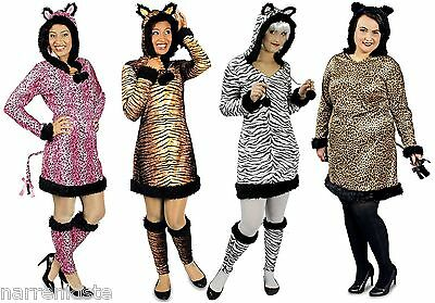- Katze Tiger Kostüme