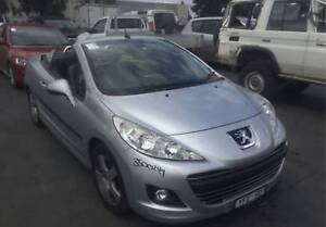 207 Peugeot 2011 Convertible Williamstown North Hobsons Bay Area Preview