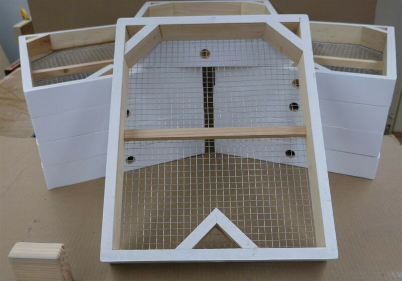Bee Hive Premium Candy Board for 10 Frame Langstroth Hive