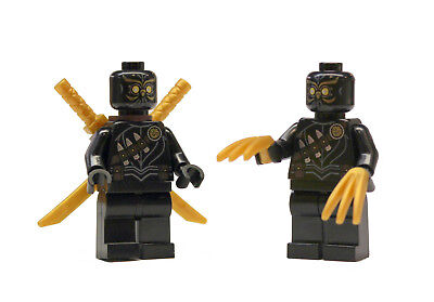 LEGO DC Super Heroes Batman Attack of the Talons Talon Minifigure Lot (76110)