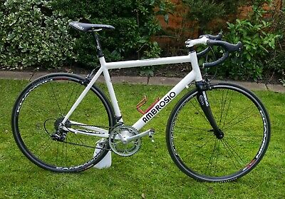 Ambrosio Road Bike 55cm medium size with Campagnolo components