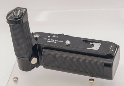 Canon Motor Drive MA - A-1 AE-1 Program 35mm Film SLR Cameras