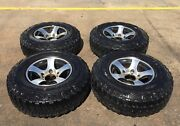235/85R16 GoodYear Wrangler   Alloy Wheels Suit Land-Cruiser 5 Stud Slacks Creek Logan Area Preview