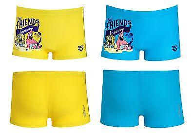 SHORT SWIMSUIT COSTUME ARENA BAMBINO BABY KIDS NUOTO PISCINA SPONGEBOB 1A893 (Baby Spongebob Costume)