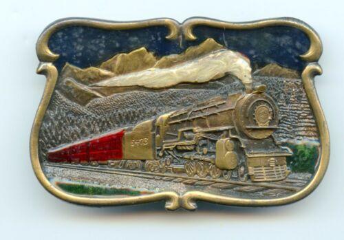 PRR Steam Engine 5473 Belt Buckle Pennsylvania Railroad