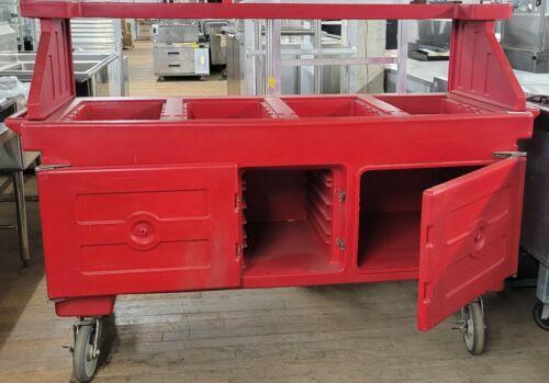Cambro Camcruiser® Vending Cart