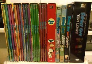 Family Guy DVD Box Set lot