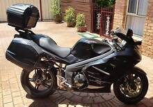2009 Truimph Sprint 1050 with ABS 10 months rego Rathmines Lake Macquarie Area Preview