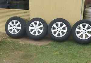 """MERCEDES ML 17"""" WHEELS Thornlands Redland Area Preview"""