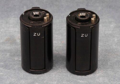 2X ZEISS IKON 540/01 METAL RELOADABLE 35MM FILM CASSETTES - $27.99 SHIPPED (#2)