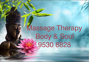 Thai Full Body Oil Massage.  WINTER SPECIAL $40 FOR 30MINUTES. Brighton Bayside Area Preview