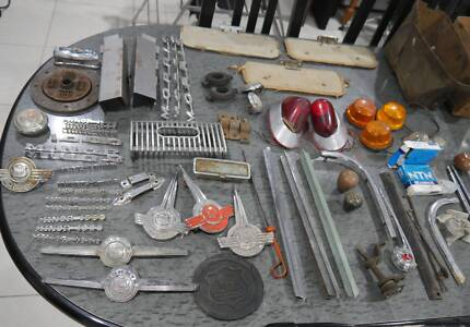 Morris Minor 1000 MM S II spare parts for sale Many items cheap