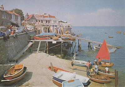(ar52) Seaview Yacht Club - Isle of Wight Postcard