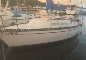 SAILBOAT FOR SALE with TRAILER